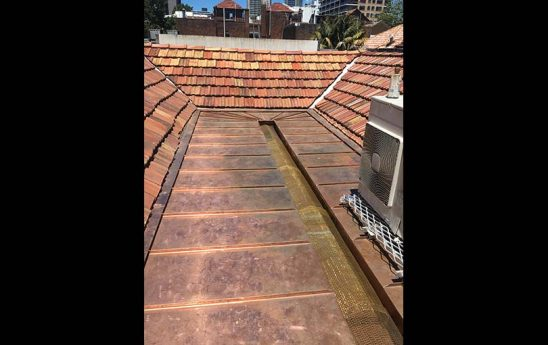 Copper Roofing Sydney