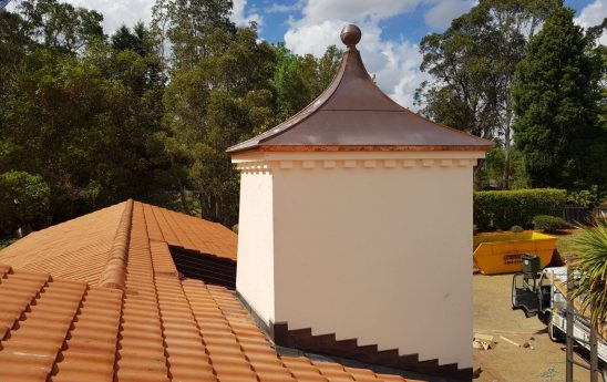 Copper Roofing Sydney.