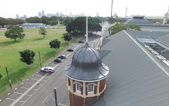 Leadwork Roofing Sydney