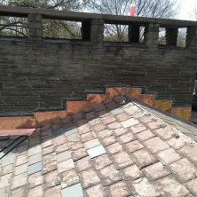 Heritage Roof Chimney Flashing Repairs in Sydney