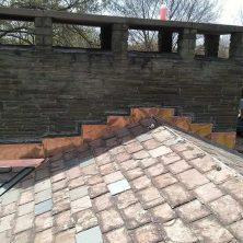Heritage Roof Chimney Flashing Repairs in Sydney