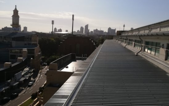 Metal roof repair and restoration, Sydney.