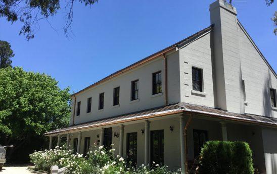 Copper Roof Repair Sydney