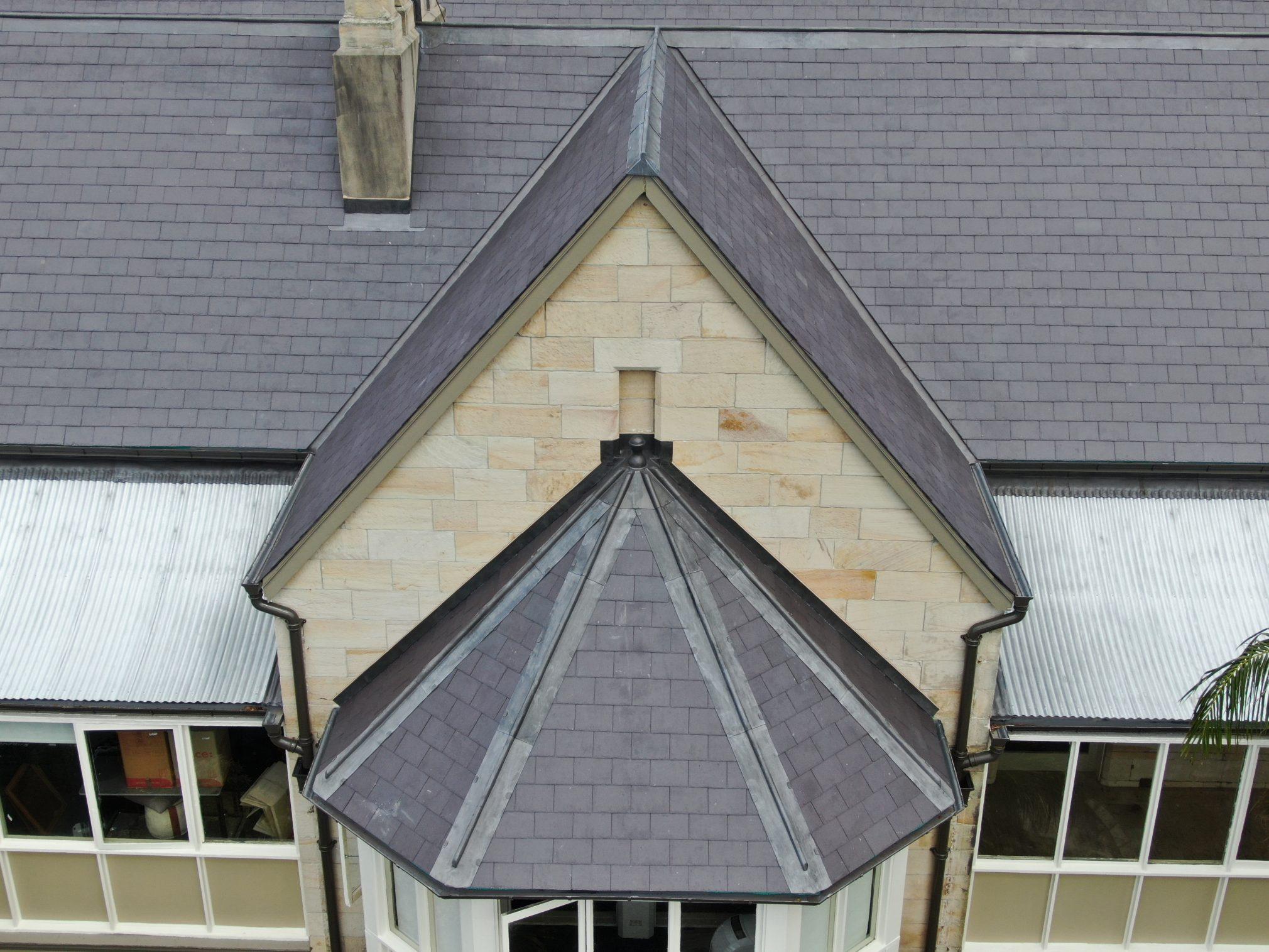 Heritage Slate Roofing Installation Sydney